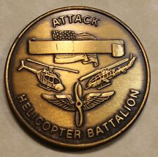 5th Air Attack Attack Helicopter Battalion Army Challenge Coin