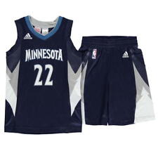 ADIDAS Nba Replica Jersey e Short Set Junior Taglia 7-8 anni ref C 2396 *