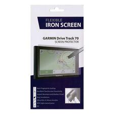 Flexible Iron Screen Protector Shatter Resistant for Garmin DriveTrack 70 lmt