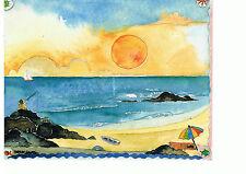 SPAIN Art Marta Orozco Postcard -  Spanish Stamp 1998