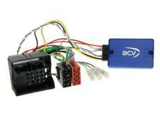 Kenwood volante Interface citroen Fiat toyota + Can-Bus Quadlock Radio Adaptador