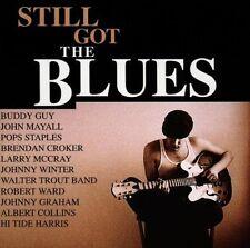 STILL Got the Blues Buddy Guy, John Mayall, Johnny Winter, Chicken SH [CD DOPPIO]