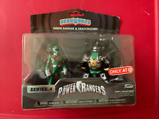 Funko Hero World - Power Rangers [Series 4] - Green Power Ranger