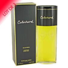 Cabochard Grès pour femme Eau de Parfum 100ml LOT DE 3  +1 Échantillon