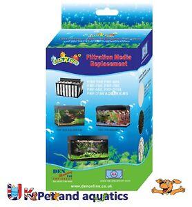 Fish R Fun FRF-045CT Aquarium Replacement Filter Cartridge Media