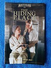 The Hiding Place - Artisan Center Theatre Playbill - March/April 2013 - Holman