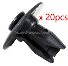 20pcs Bumper Cover Lower Retainer Clips for Buick Chevy GMC Oldsmobile Pontiac