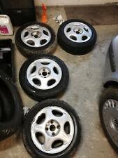 "4 GM Opel Corsa B/C  Alufelgen 5,5J x14"" LK 4x100"