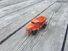 Hot Wheels Osh Kosh Orange Dump Truck No. 5905 1983 . Collectibles