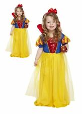 Toddler Snow Girl Fancy Dress Outfit Girls Costume Book Week  2-3
