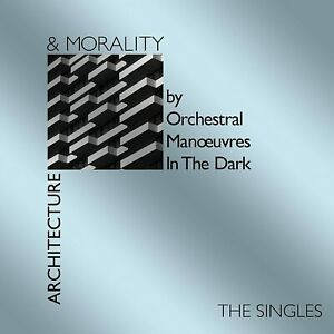 Orchestral Manoeuvre Dark - Architecture + Mortality [CD] Sent Sameday*