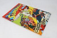 SUPERMAN NUOVA SERIE N. 8 ED.  WILLIAMS INTEUROPA 25/09/1972 [OQ-282]