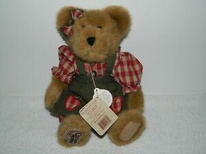 "Boyds Bears 10"" Plush Ruthy Appleton Cracker Barrel Exclusive #94993CB"
