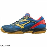 Mizuno Cyclone Speed 2 Blue Yellow Red Men Women Volleyball Shoes V1GA198050