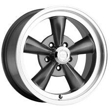 "Vision 141 Legend 5 17x9 5x4.5"" +0mm Gunmetal Wheel Rim 17"" Inch"