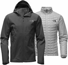 THE NORTH FACE Thermoball Triclimate Mens XL 3-in-1 Jacket/Coat/Parka $299 NEW