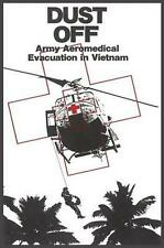 Dust Off: Army Aeromedical Evacuation of Vietnam by Peter Dorland (English) Hard