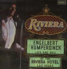 Engelbert Humperdinck(Vinyl LP Gatefold 1st Issue)Live At Riviera-Decca Green -T