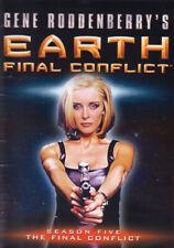 Earth : Final Conflict - Season 5 New DVD