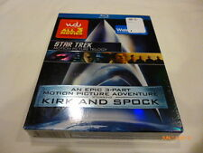 NEW STAR TREK MOTION PICTURE TRILOGY BLU RAY FACTORY SEALED