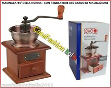 MACINACAFFE' NEW KAFFEEMUHLE FAGGIO CERAMICA EVA MACINA CAFFE' MACININO 198797