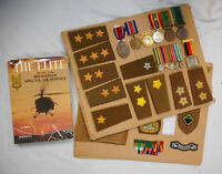#T115.  RHODESIAN SPECIAL AIR SERVICE & SOUTH AFRICAN MILITARIA COLLECTION