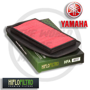 HFA4612 YAMAHA FZ6/N/NS/S2 600 2004 2005 2006 2007 2008 2009 Filtro Aria Hiflo