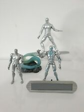 Marvel Select Silver Surfer - Rare Job Lot Bundle - Used condition