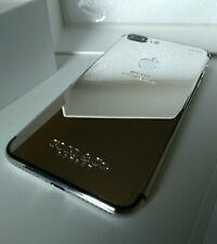 iPhone 7 Plus 128GB x 8 micron PLATINUM plated (Unlocked) A1784(GSM)World Phone