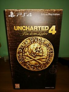 Uncharted 4 Ps4 Collector's Edition