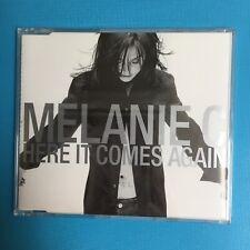 MELANIE C - Here It Comes Again - 2003 RARE CD SINGLE