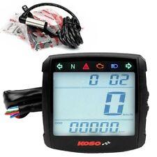 Universal Tachometer KOSO Tacho XR-S 01 mit CE für Motorrad Roller Quad ATV
