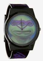 Limited Edition RARE FluD Ron English Mutant Turtles TMNT Watch - Donnie