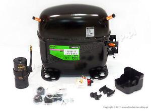 115V compressor Secop SC12CL 104L1603 identical as Danfoss, R404a/R507 HST