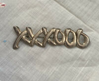 Vintage Sterling Silver Taxco Pin Brooch XXXOOO Symbol Hugs & Kisses 7.5gm
