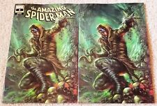 AMAZING SPIDER-MAN 2 LGY 803 LUCIO PARRILLO VIRGIN NEW VILLAIN VARIANT SET 1st