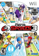 Deca Sports 3 WII New Nintendo Wii, Nintendo DS