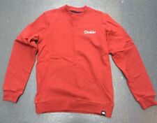 Dickies, Davison Sweatshirt, Maroon, Large, 100% Authentic