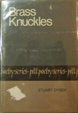 Stuart Dybek / Brass Knuckles Signed First Edition 1979
