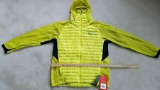 The North Face Verto Sulphur Micro Hoodie 800 Pro Summit Down Jacket XL NWT $249