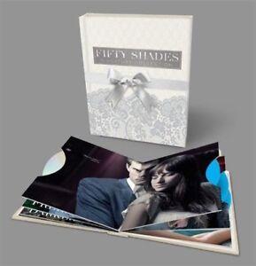 Fifty Shades Of Grey / Fifty Shades Darker / Fifty Shades Freed (DVD,Region 4)