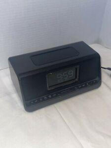 iHome Dual Charging Stereo Speaker System + Dual Alarm  Model BTW450