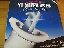 HOOKED ON -NUMBER ONES /50 NON STOP HITS  LP