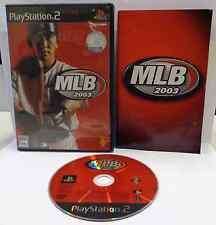 Gioco Game Playstation 2 PS2 NTSC JAP JAPANESE GIAPPONESE CERO Baseball MLB 2003