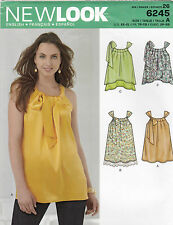 From UK Sewing  Pattern Tops  30-46b US #6245