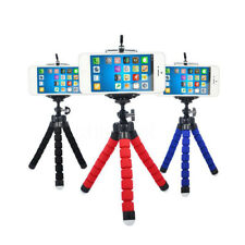Universal Phone Tripod Mount Octopus Stand Holder for iPhone Samsung Cell Phone