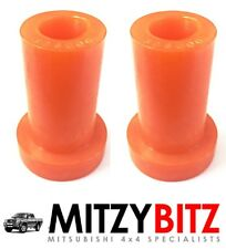 PAJERO SHOGUN MK1 84-91 REAR UPPER SUSPENSION LEAF SPRING EYELET BUSHES