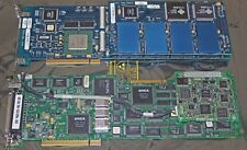 Media100 PCI Video Edit LOT: Sony DVBK-1/A P6000 + ICE Avid Blue 790-0202 w/0203