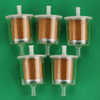 5X Fuel Filter For Kubota T1600 TG1860 ZD18 ZD21 ZD25 ZD28 ZD321 ZD323 ZD326