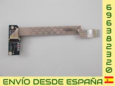 PLACA USB + CABLE TOSHIBA SATELLITE A200-1TP LS-3484P ORIGINAL